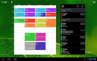 Screenshot of My Class Schedule (donation)