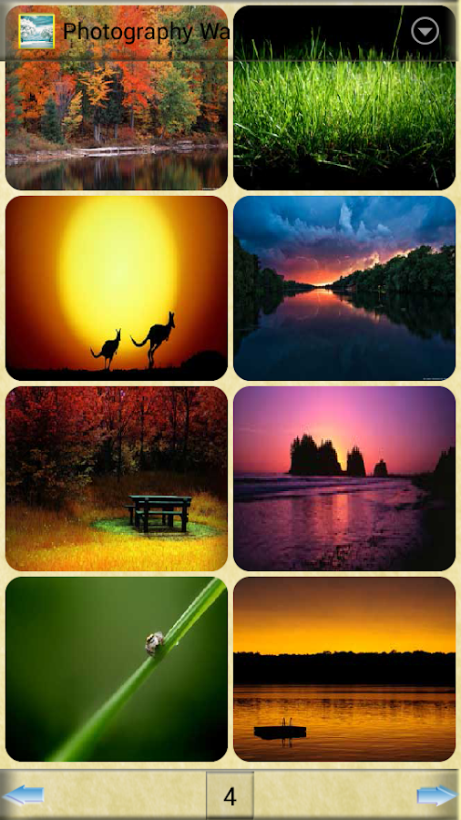 Photography Wallpapers - screenshot