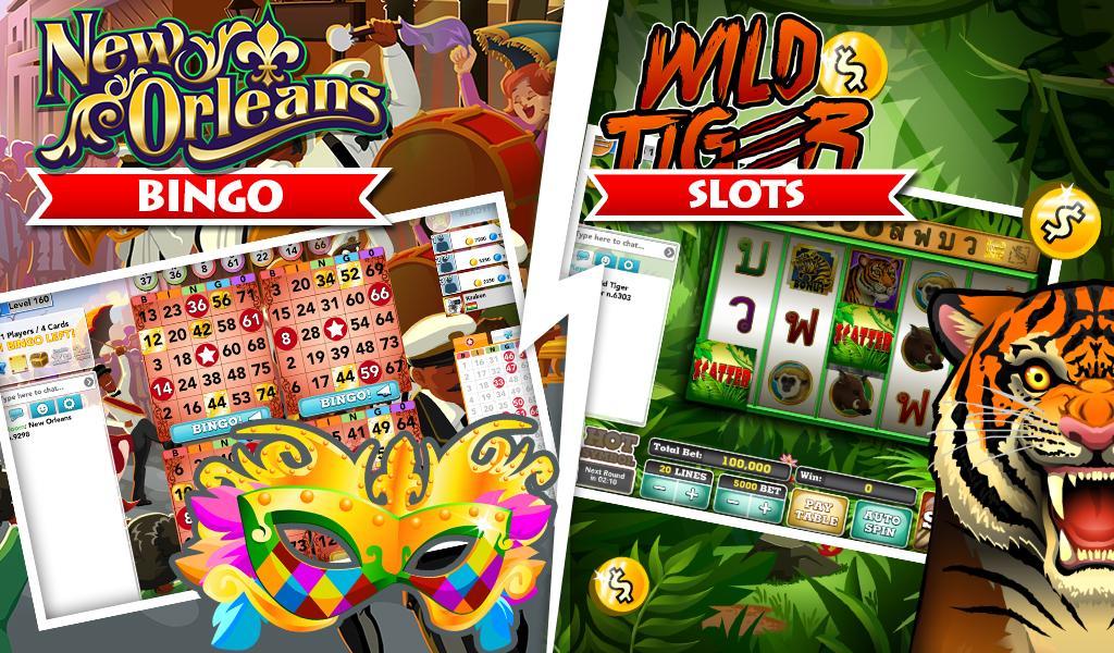 BINGO Blitz - FREE Bingo+Slots - screenshot