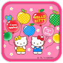 Hello Kitty FruitBalloon Theme icon