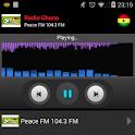 RADIO GHANA icon