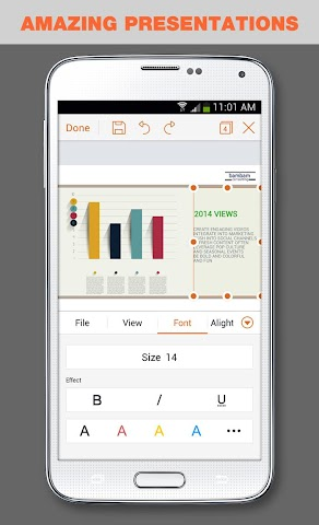android WPS Office + PDF Screenshot 15