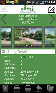 SouthEast NC Real Estate- screenshot thumbnail