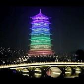 Chinese Pagoda LWP