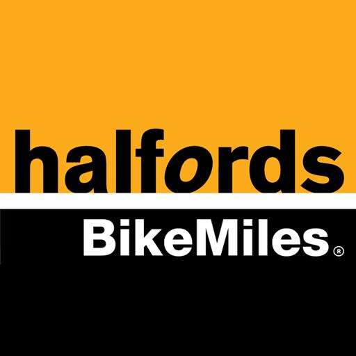 Halfords BikeMiles LOGO-APP點子