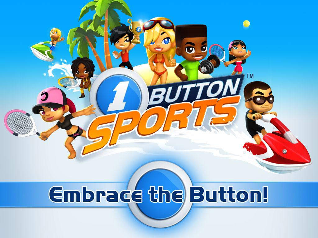 One Button Sports - screenshot
