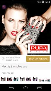 Vente applications android sur google play - Vente exclusive belgique ...