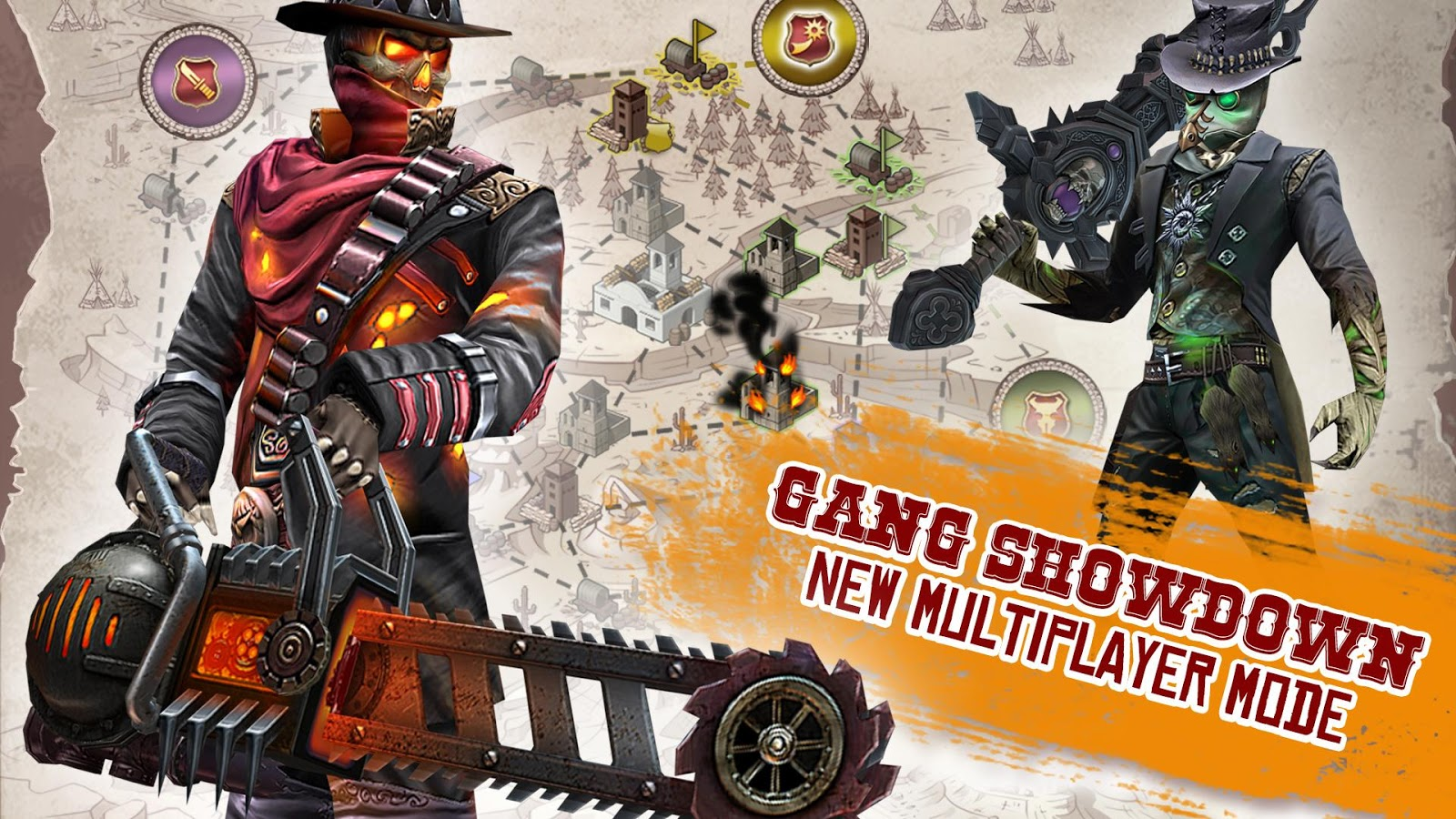 Six-Guns: Gang Showdown - screenshot