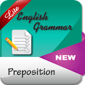 English Grammar -Preposition logo