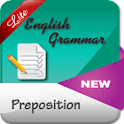English Grammar - Preposition (lite) icon