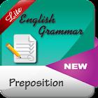 English Grammar -Preposition icon