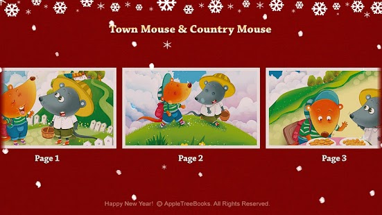 Town Mouse & Country Mouse - screenshot thumbnail