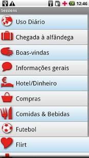 iSayHello Portuguese  - Polish- screenshot thumbnail