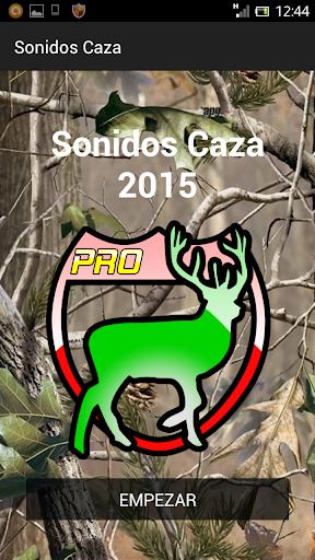 Sonidos Caza Mayor 2015