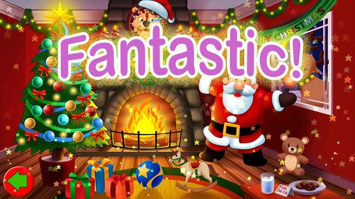 聖誕拼圖123 - 兒童最快樂的學習遊戲