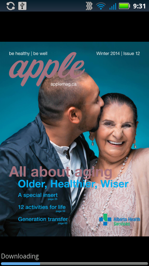 Apple Mag- screenshot