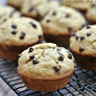 Sugar Free Chocolate Chip Muffins Recipes.