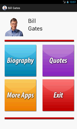 Bill Gates Biography Quotes