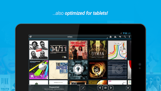n7player Music Player Screenshot 20