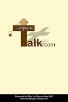 Screenshot of Scripture Talk
