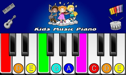 Kids Music Piano - screenshot thumbnail