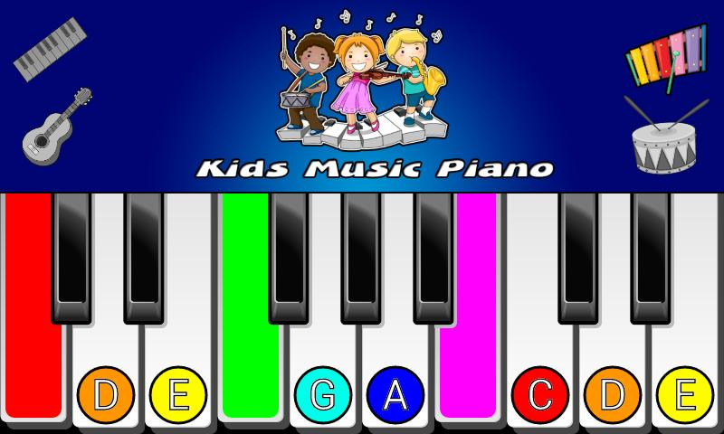 Kids Music Piano - screenshot