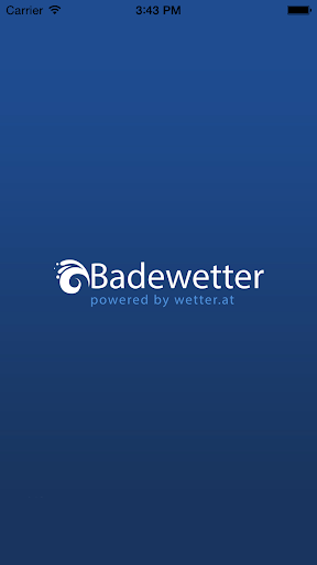 Badeseen-Wetter