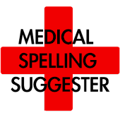Medical Spelling Suggester