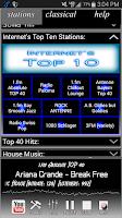 Screenshot of Internet Radio Recorder Pro