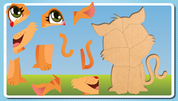 Screenshot of Puzzle For Toddlers -Kids Game
