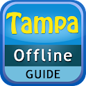 Tampa Offline Travel Guide icon