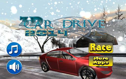 3D Car Drive 2014