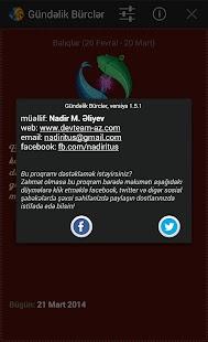 Gündəlik Bürclər - screenshot thumbnail