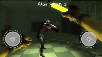 Screenshot of Slender Man: Fear