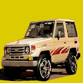 Game Car Jeep On Sand APK for Kindle