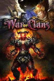 War of Clans - Rage of Dragons