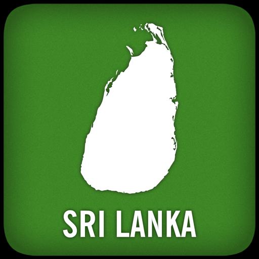 旅遊必備App|Sri Lanka GPS Map LOGO-綠色工廠好玩App