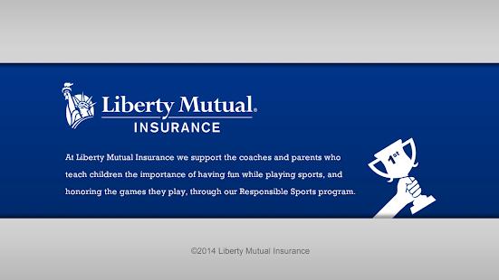 Liberty Mutual TrainingZone - screenshot thumbnail