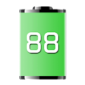 Tiny Battery Widget logo