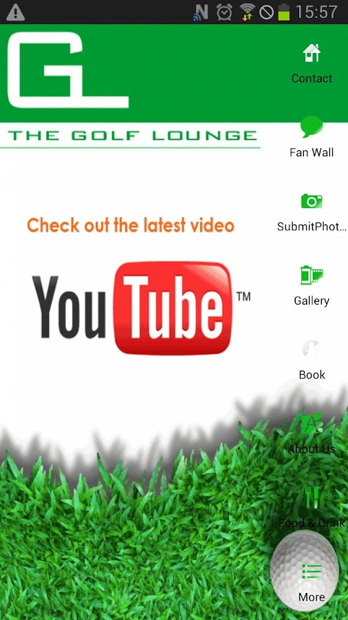 The Golf Lounge - screenshot