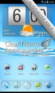 Clear SQ Theme 4 Apex/Nova v1.7