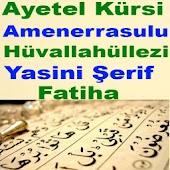 Ayetel Kürsi Yasin Fatiha