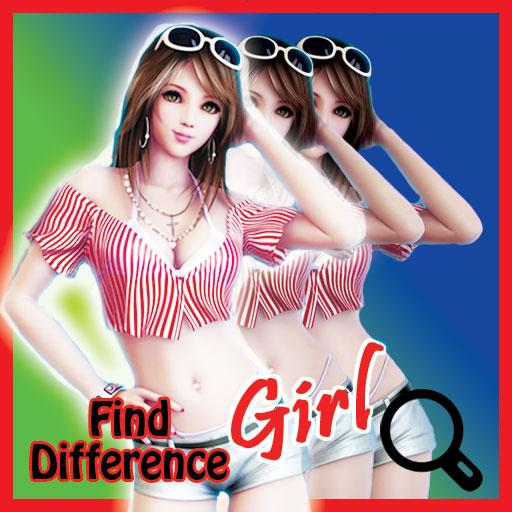 Find Difference Girl