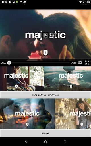 Majestic Player
