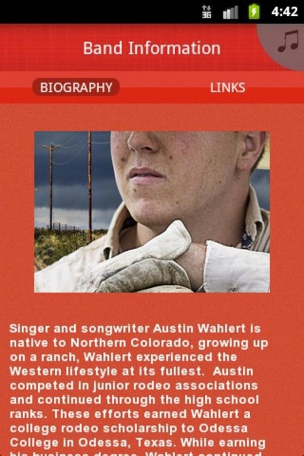 Austin Wahlert - screenshot