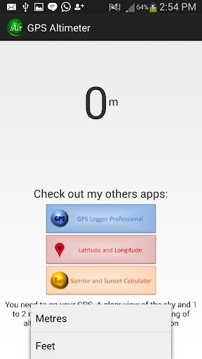 海拔仪|玩旅遊App免費|玩APPs