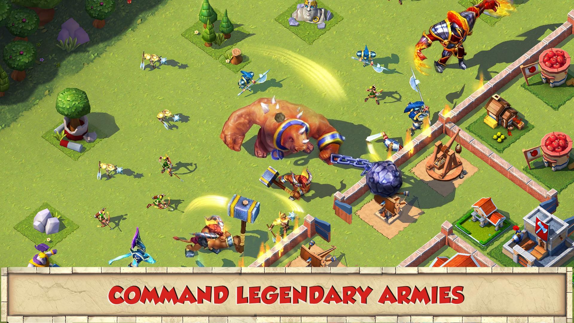 Total Conquest screenshot #7