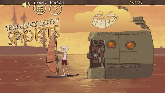 Troll face Quest Sports puzzle v1.1.1