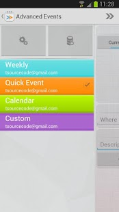 Advanced Events (Beta)- screenshot thumbnail