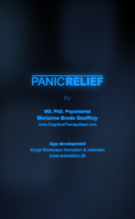Panic Relief Free-stop anxiety- screenshot thumbnail